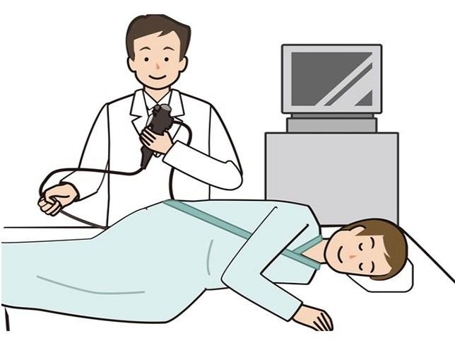 血便が出た場合の検査方法