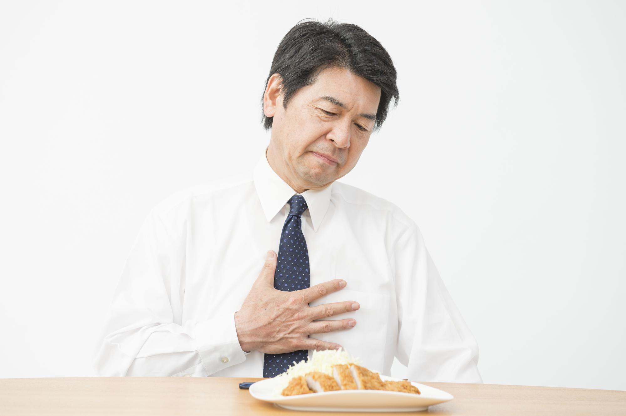 逆流性食道炎とストレスや自律神経との関連性について
