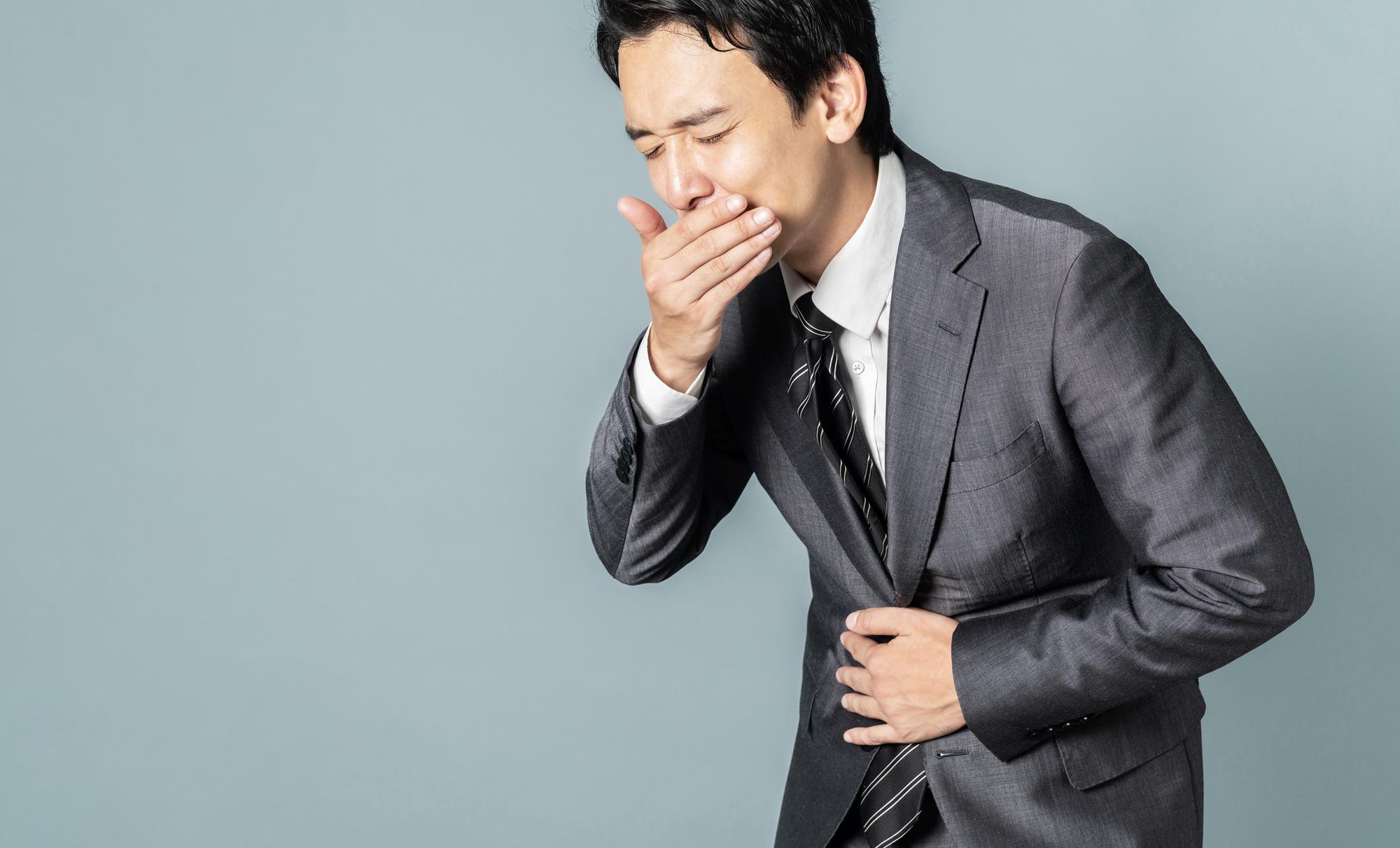 逆流性食道炎の症状について